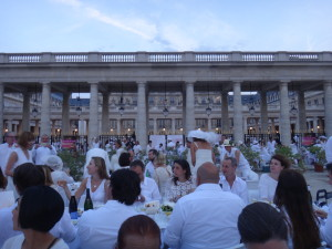 White Dinner 2015